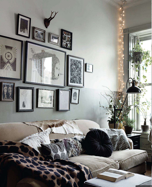 At home in harlem sfgirlbybay for Decoration interieur