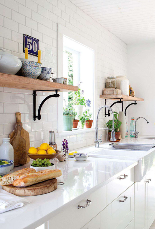 1000 Images About Kitchen On Pinterest White