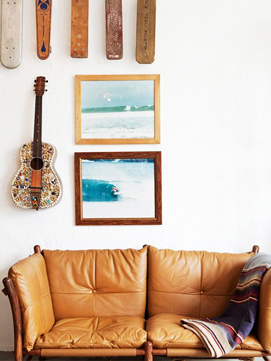 mexican inspired interiors | sfgirlbybay