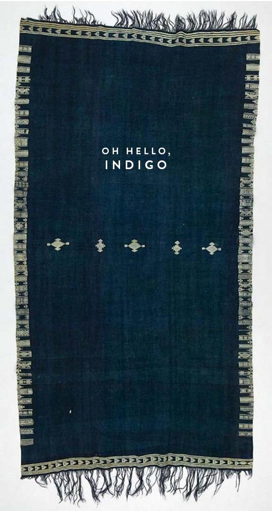 so into indigo / sfgirlbybay