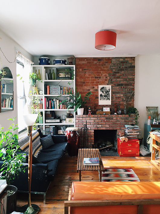 at home in brooklyn / sfgirlbybay
