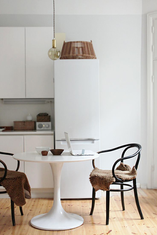 Dream house dining nook sfgirlbybay - Bentwood chairs ikea ...