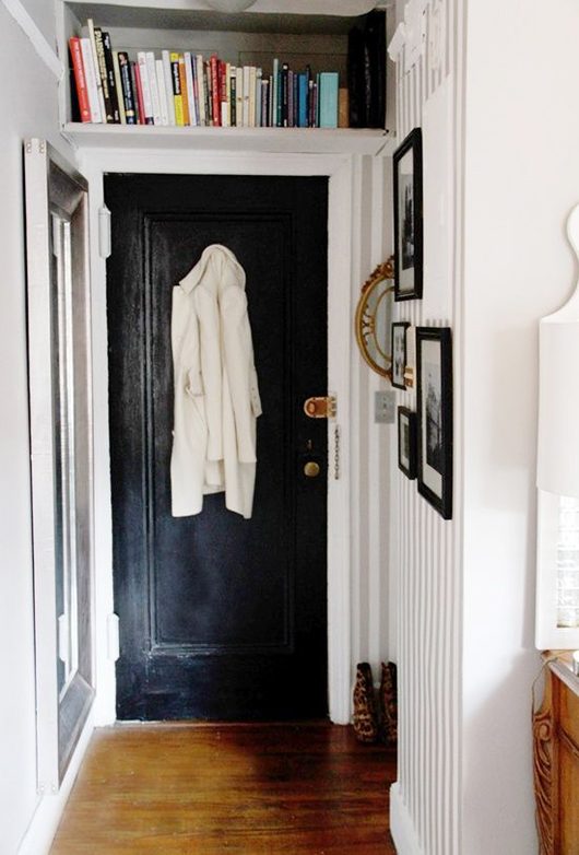 dream house: the little black door / sfgirlbybay