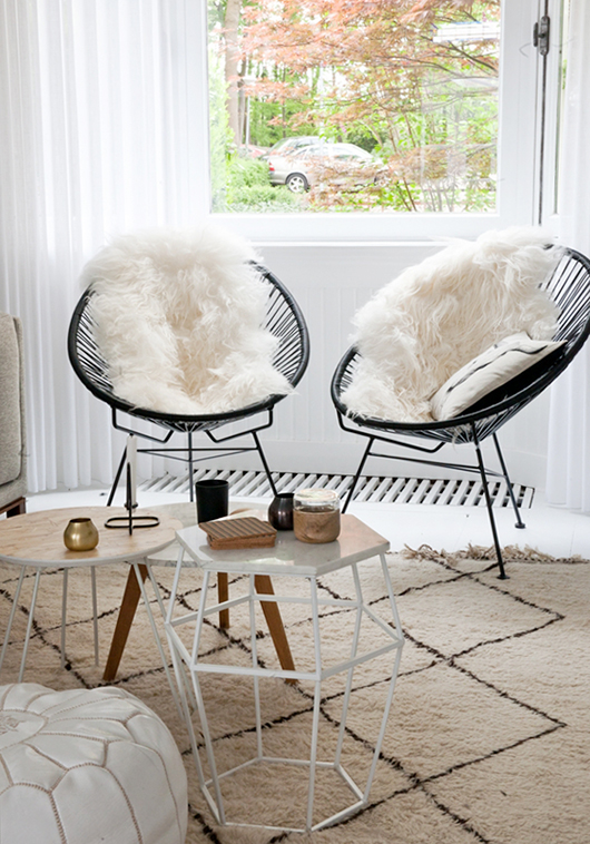 at home with interior stylist fleur holl / sfgirlbybay