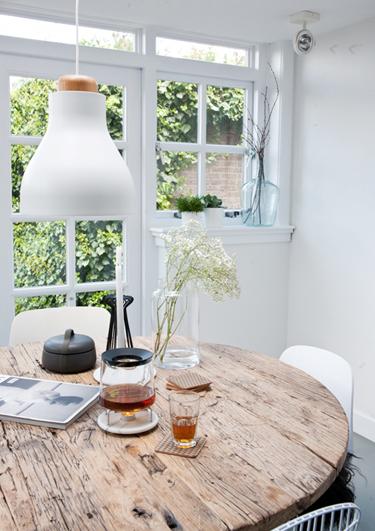 At home with interior stylist fleur holl sfgirlbybay for Home holl