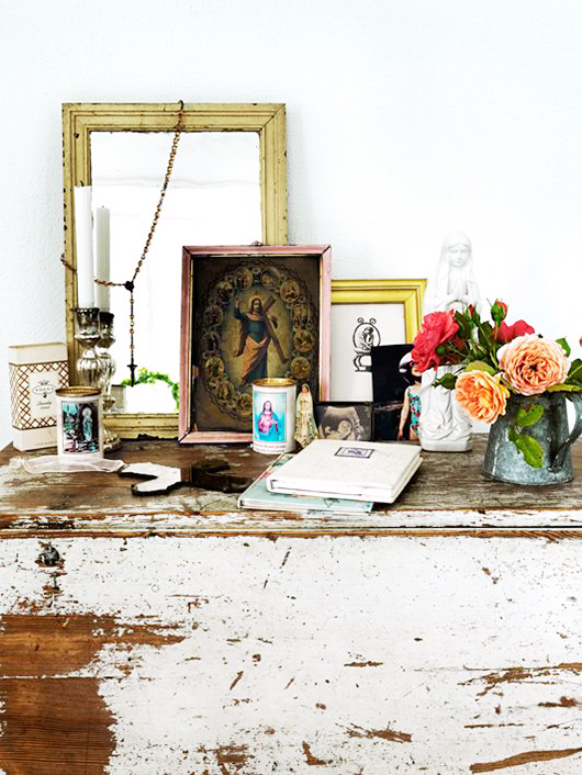 eclectic collections / sfgirlbybay