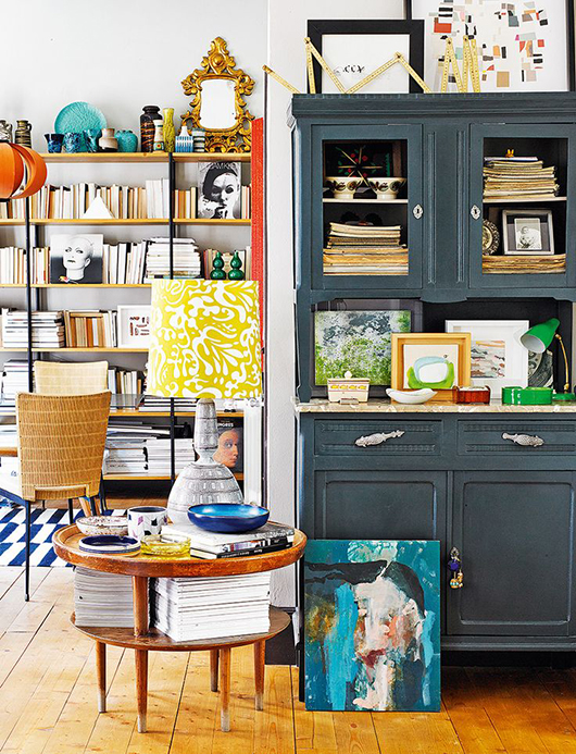 eclectic home collections / sfgirlbybay