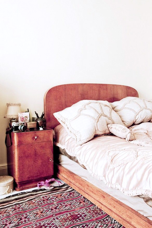 bedroom decor ideas / sfgirlbybay