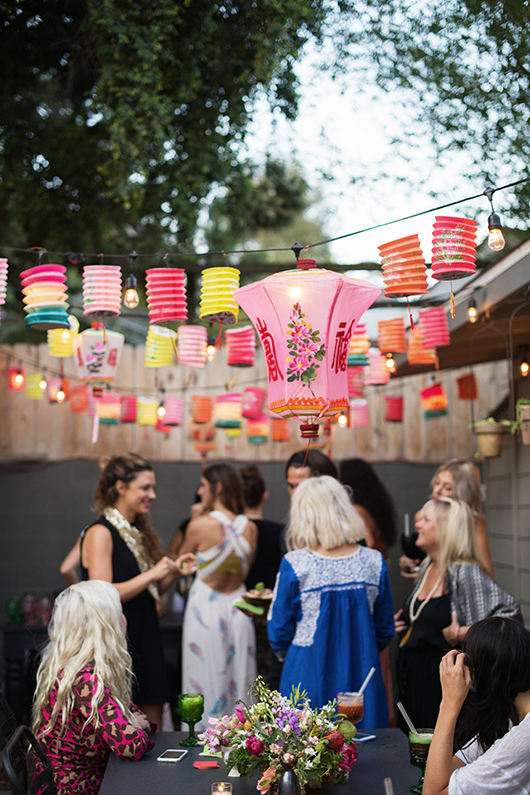 women & whiskies lantern party / sfgirlbybay