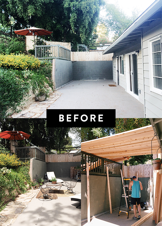 garden design with my patio before after sfgirlbybay with backyard pictures from