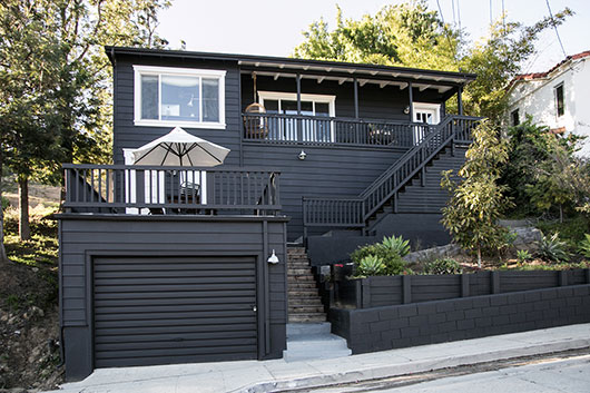 street view of my black house / sfgirlbybay