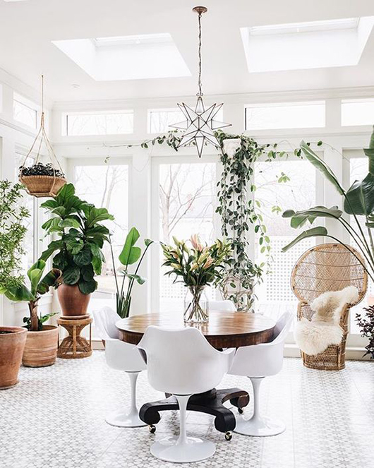 apartment therapy indoor outdoor room. / sfgirlbybay