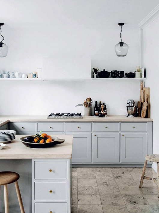 Zen and the art of cooking sfgirlbybay for Kitchen cabinets zen
