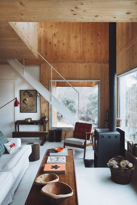 The Makings Of Modern Cabin Sfgirlbybay