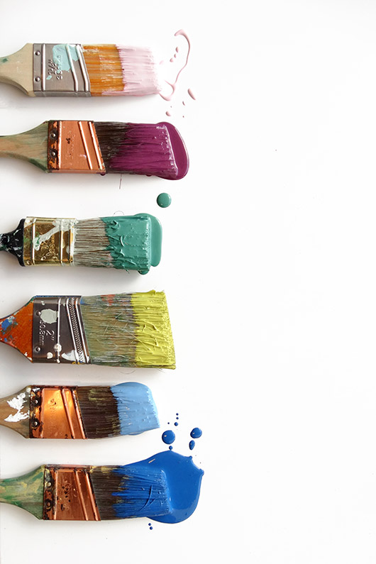 paint colors inspired by brazil by colorhouse / sfgirlbybay