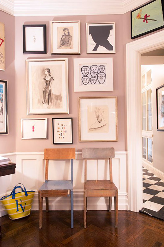friday finds / andy & kate spade's art collection